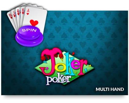 Play Multihand Joker Poker