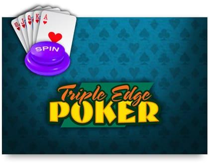 Play Triple Edge Poker