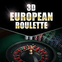 Play 3d European Roulette