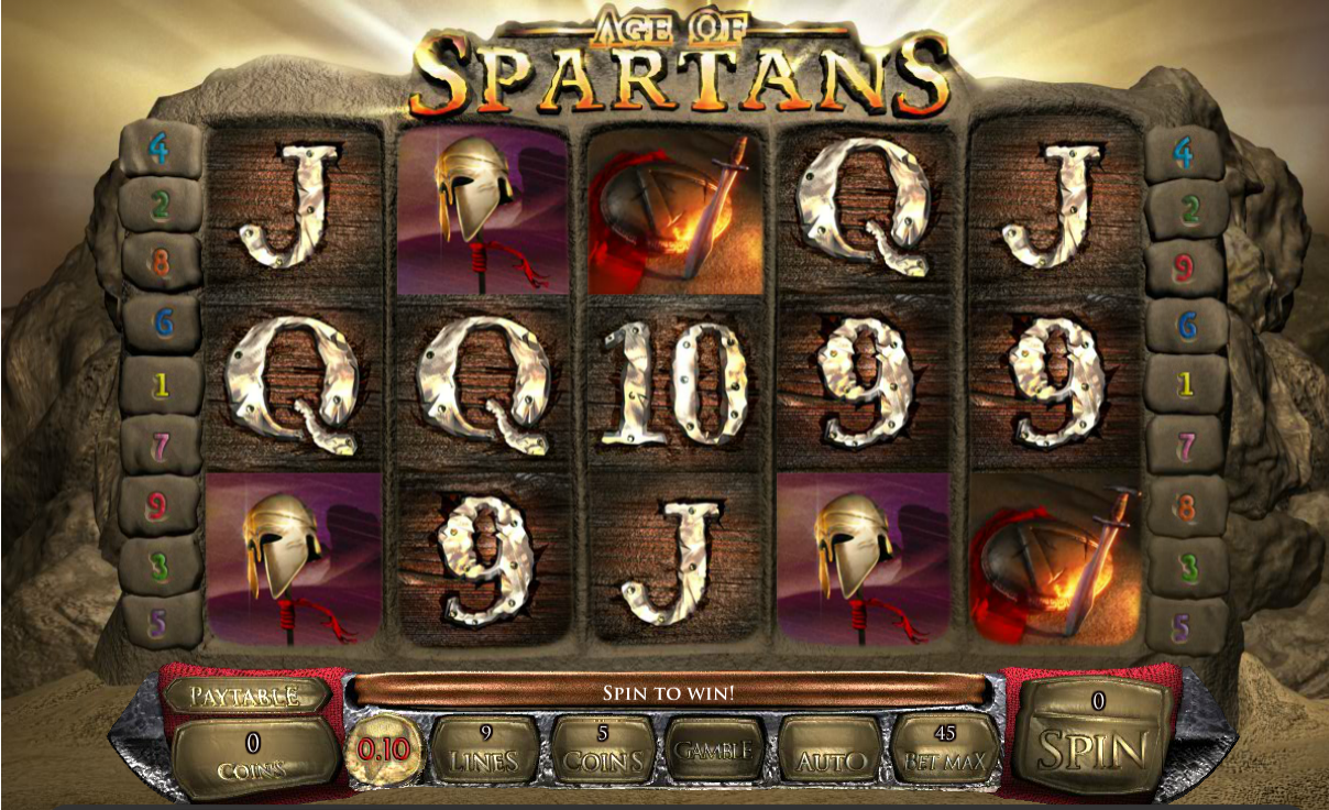 Play Age of Spartans - USA and International Players Welcome