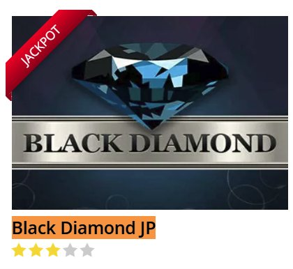 Black Diamond Black Diamond Jp @ http://mobilecasinogame.info