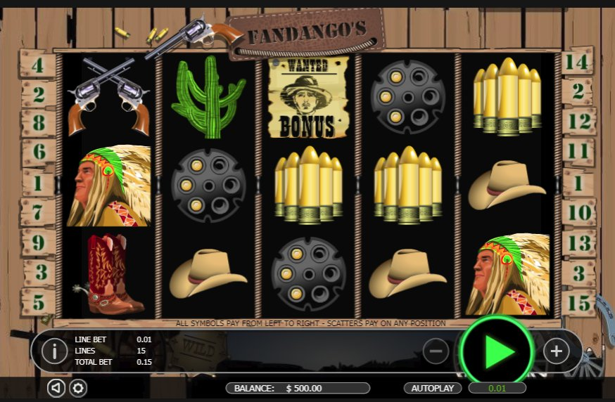 Black Diamond Fandangos @ http://mobilecasinogame.info