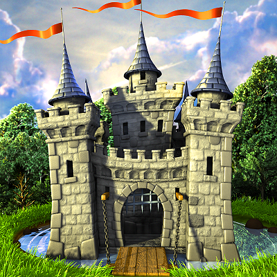 Black Diamond Once Upon A Time @ http://mobilecasinogame.info