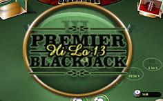 Premier Blackjack Hi Lo Gold @ Casino Cruise