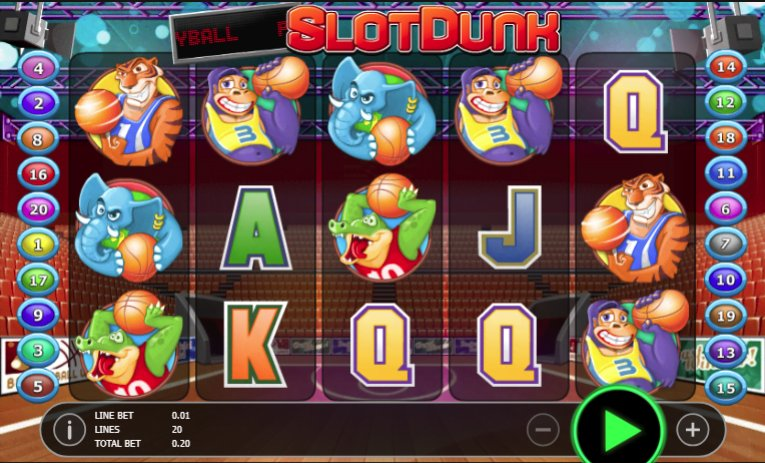 Black Diamond Slot Dunk @ http://mobilecasinogame.info