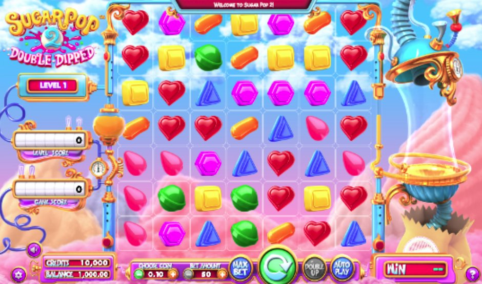 Black Diamond Sugar Pop 2 @ http://mobilecasinogame.info