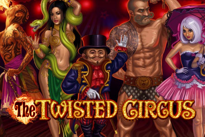 The Twisted Circus @ Casino Cruise