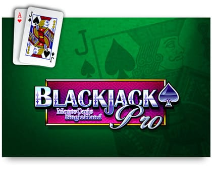 Play BlackjackPro MonteCarlo Singlehand For Free