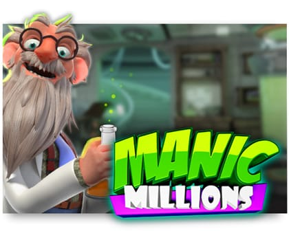 Play Manic Millions For Free