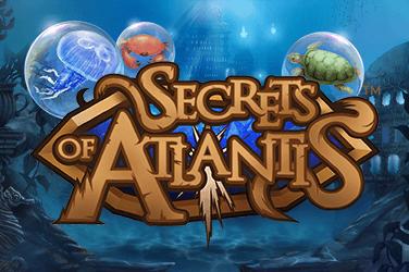 Play Secrets Of Atlantis