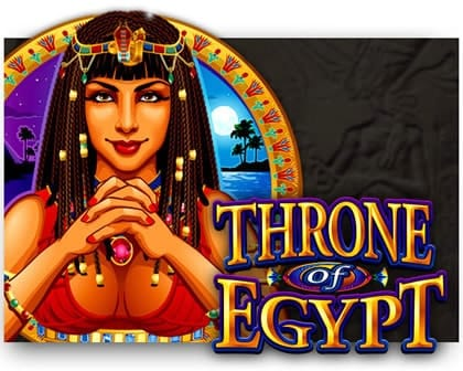 Throne of Egypt Game for Canada Casino Players
