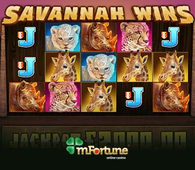 Savannah Menang